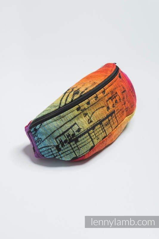 Lenny Lamb Waist Bag –  Symphony Rainbow Dark