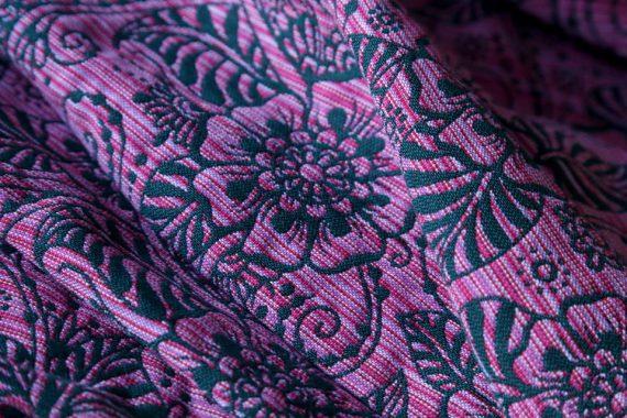 Yaro Ringsjal – Ava Contra Black Pink Random Wool