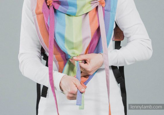 Lenny Lamb Buckle Onbuhimo – Colors of Life