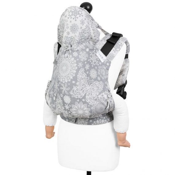 Toddler Size: Fidella Fusion 2.0 – Iced Butterfly Smoke