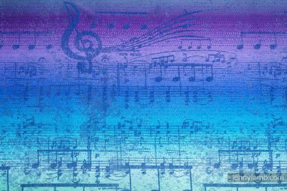 Luxury Lenny Lamb Ringsjal – Symphony Euphoria