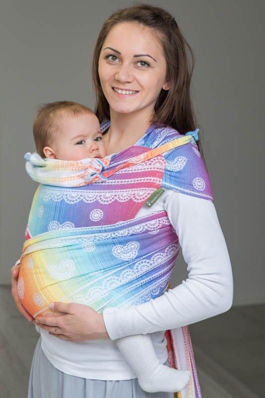 WrapTai Mini – Rainbow Lace
