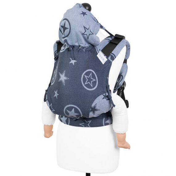 Toddler Size: Fidella Fusion 2.0 – Outer Space Blue