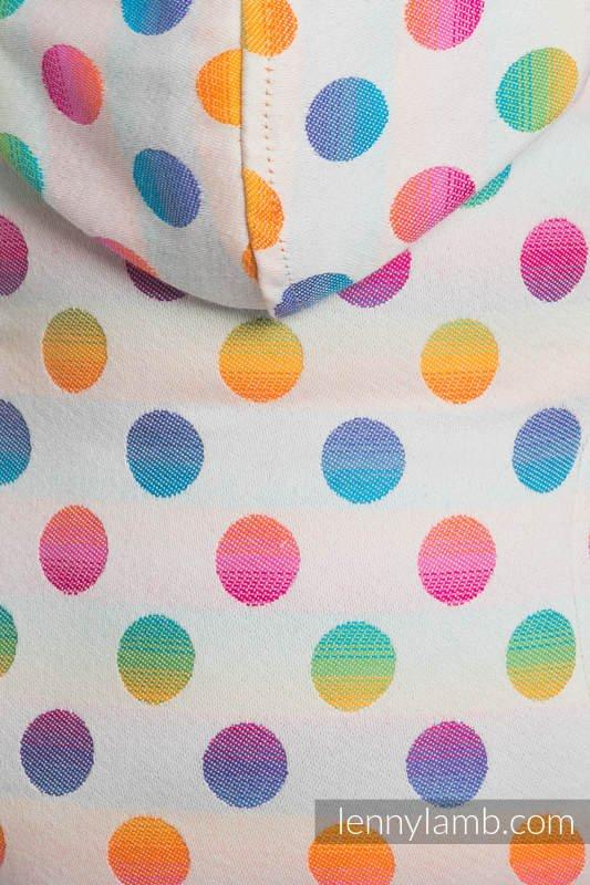 Lenny Lamb – Baby – Polka Dots Rainbow