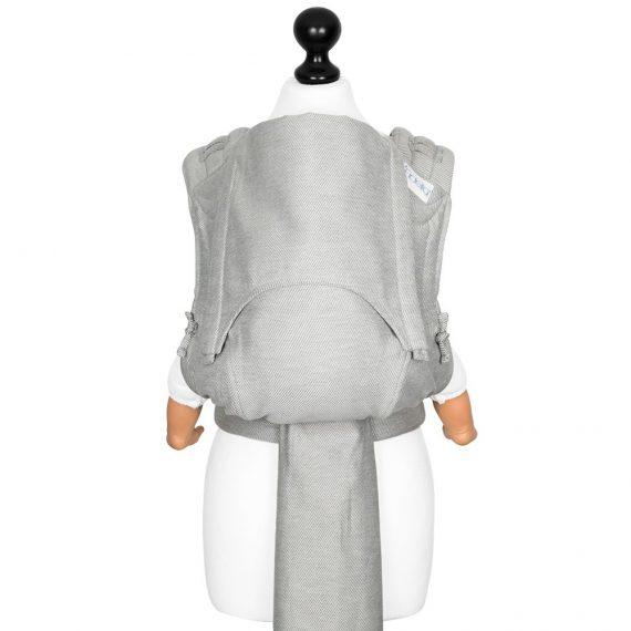 New Size: Fidella FlyTai – Lines Grey Stone