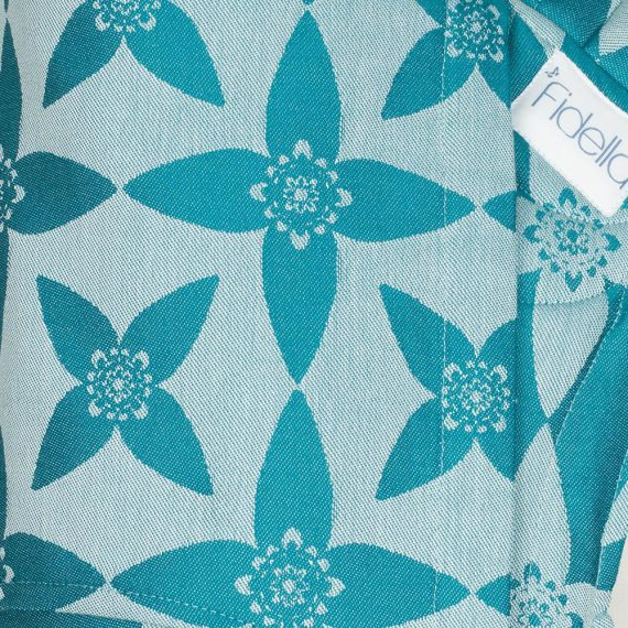 New Size: Fidella FlyTai – Blossom Ocean Blue