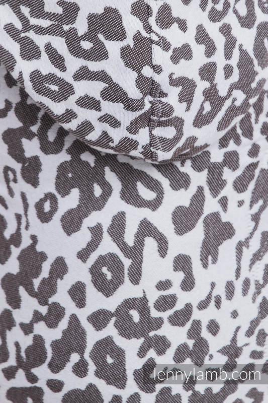 Lenny Lamb – Toddler – Cheetah Dark Brown & White