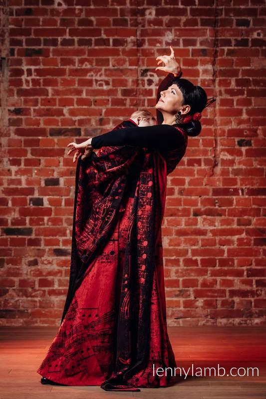 Lenny Lamb Bärsjal – Symphony Flamenco – Storlek 5