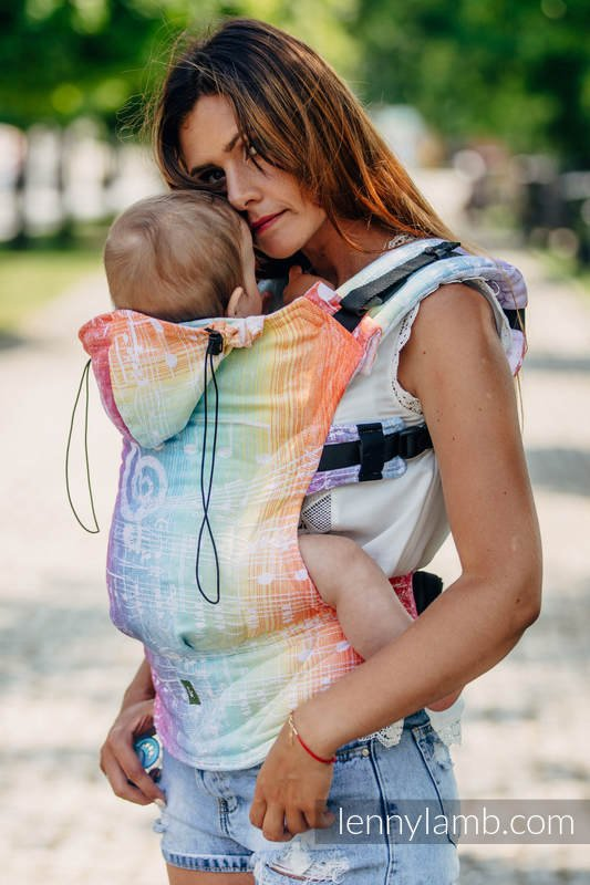 Lenny Lamb – Toddler – Symphony Rainbow Light