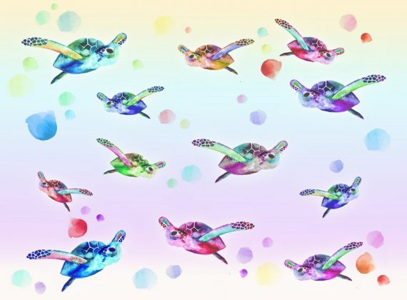 Kokadi AQUA TaiTai – Aquarell Kollektion Tosbik