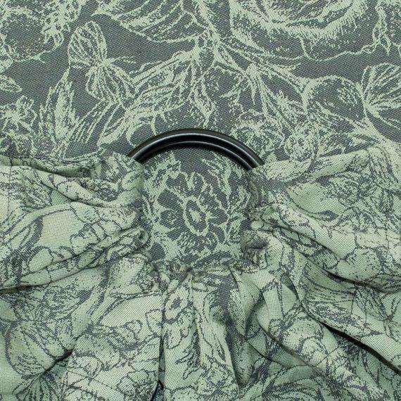 Fidella Ringsjal – Wild Rose Mossy Green
