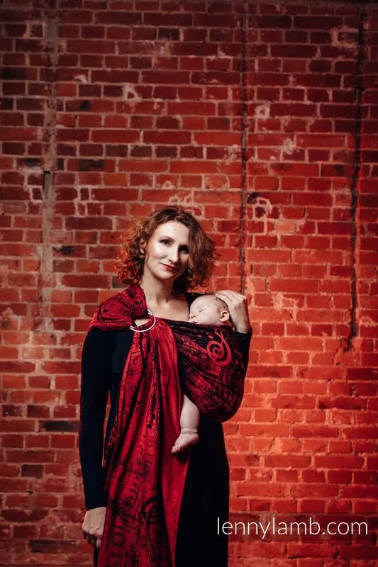 Lenny Lamb Ringsjal – Symphony Flamenco