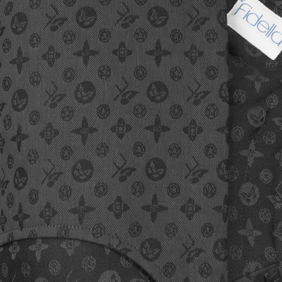 New Size: Fidella FlyTai – Paris Charming Black