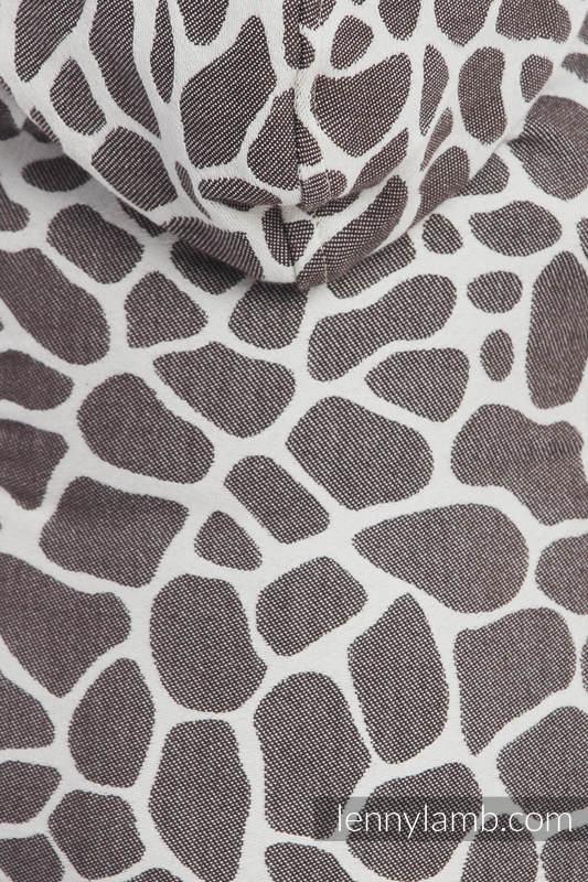 Lenny Lamb – Toddler – Giraffe Dark Brown & Creme