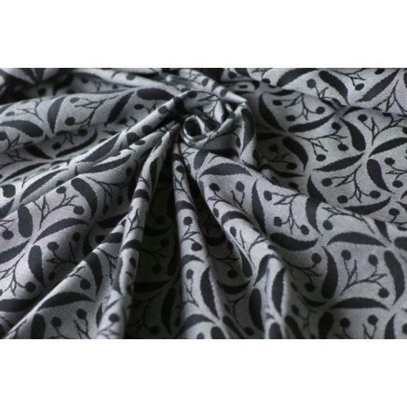 Yaro Retro Berry Black-White Repreve – Storlek 4 – 3,6 meter