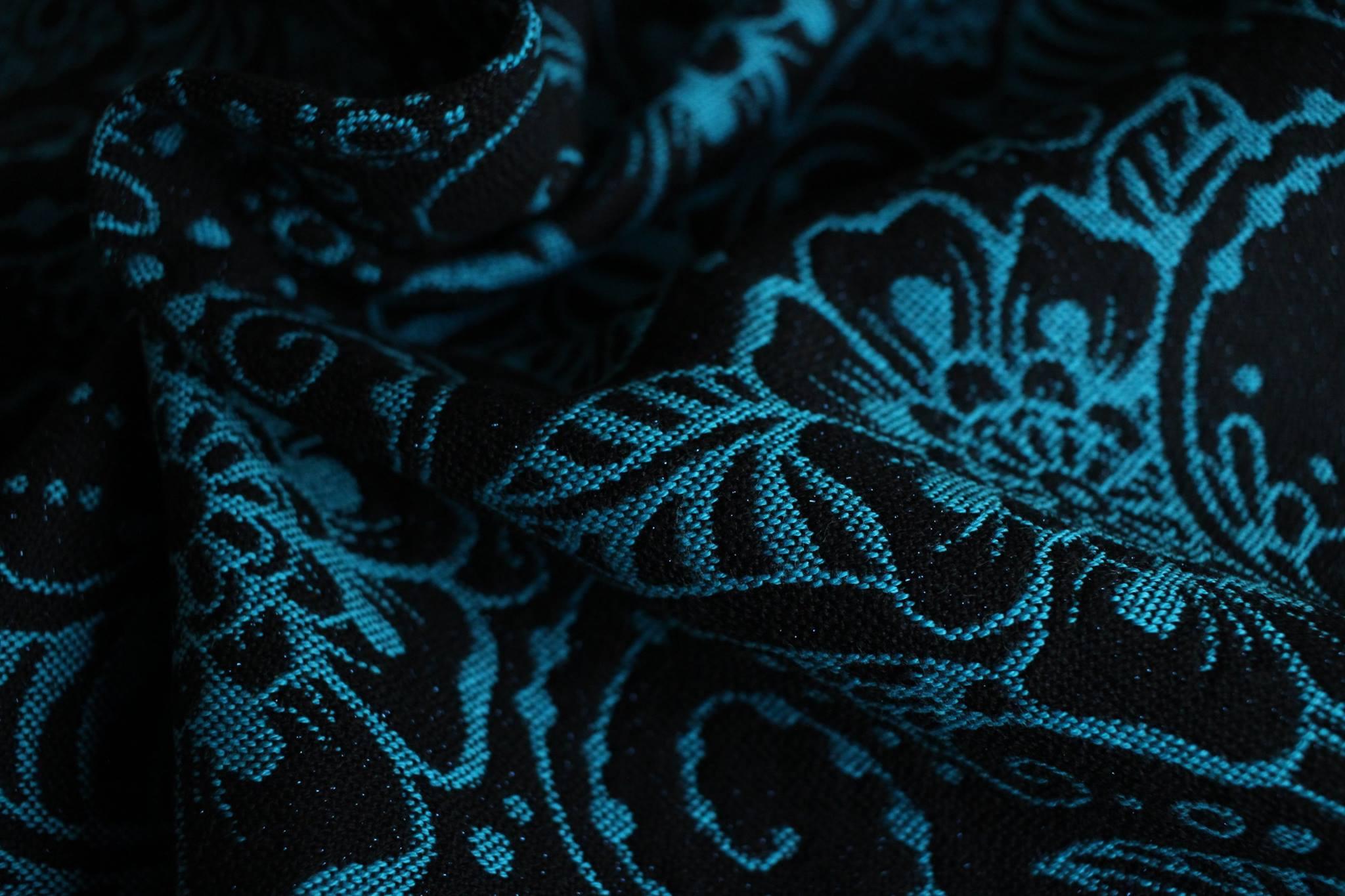 Yaro Ava Contra Black-Blue Glam