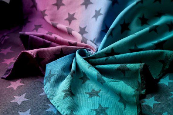 Yaro Stars Spring Sunrise Grad Black – Storlek 4