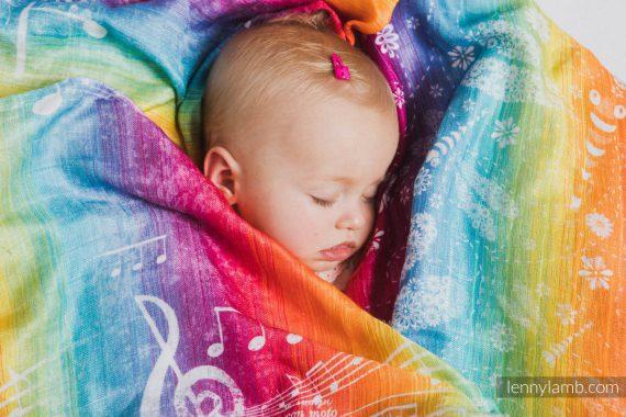 Lenny Lamb – Babyfilt set – Symphony & Iced Lace Pink
