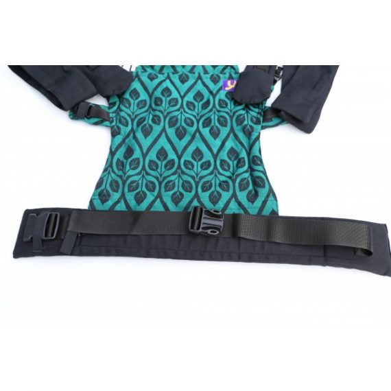 yaro-flex-hip-belt-black