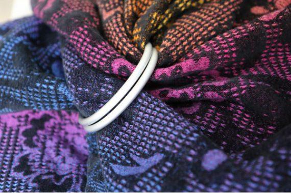 yaro-mirage-waffle-towel-havana-grad-black-ring-sling