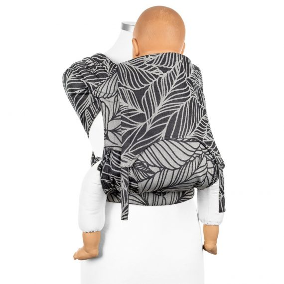 flyclick-plus-halfbuckle-baby-carrier-dancing-leaves-black-white-toddler_2