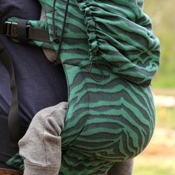 yaro-flex-set-tiger-black-green